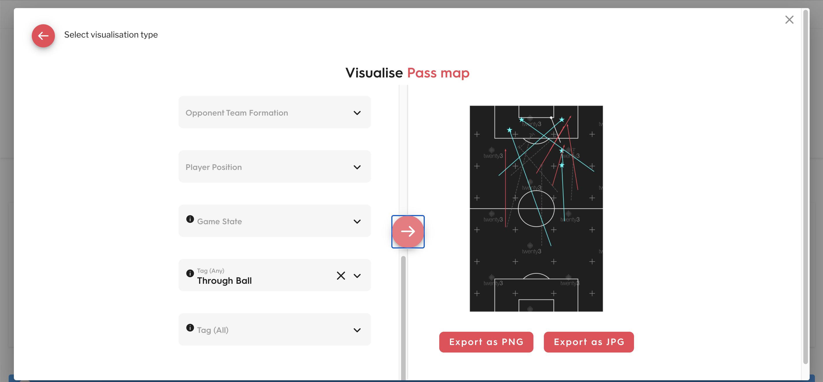 Football-Lab-Kane-Son-Comparison-Pass-Map